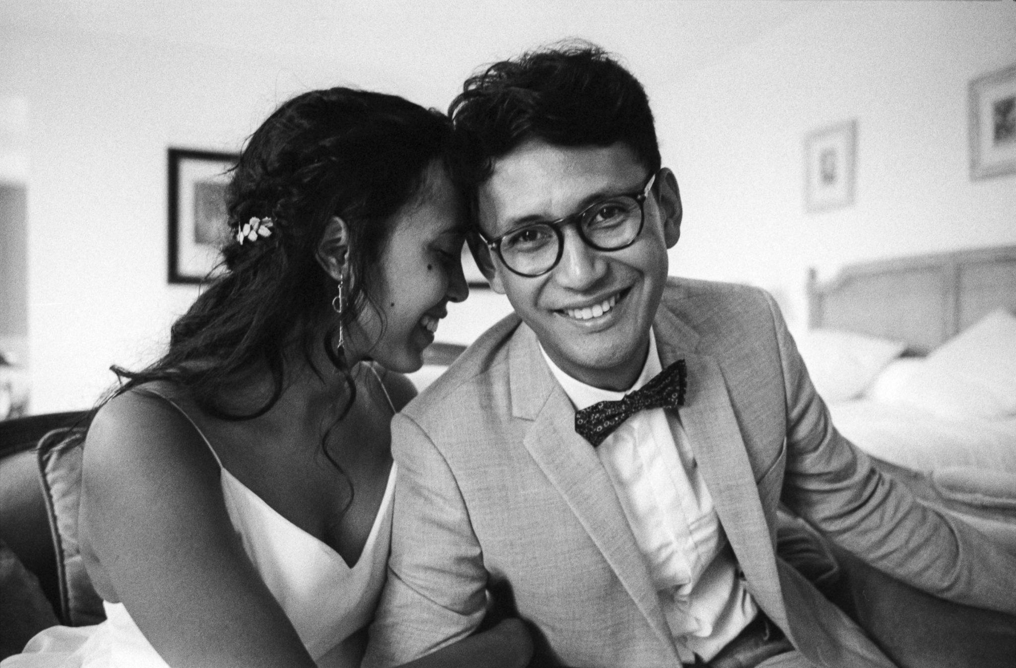 photographe mariage argentique Paris
